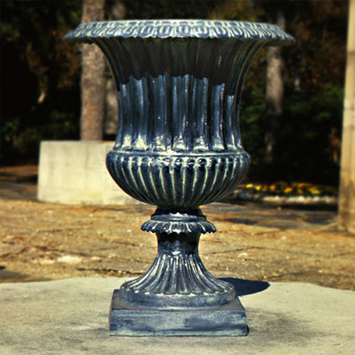 CAD Drawings Robinson Iron Venetian Fluted Urn