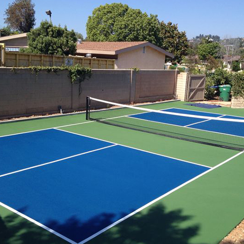 CAD Drawings SportMaster / SealMaster Pickleball Court