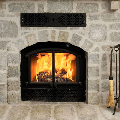 CAD Drawings RSF Fireplaces / Renaissance Fireplaces Opel Plus 2